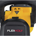 Dewalt DCS690X2 FlexVolt 60V MAX Cordless Brushless 9 in. Cut-Off Saw Kit image number 5