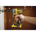Dewalt DCF888D2 20V MAX XR 2.0 Ah Cordless Lithium-Ion Brushless Tool Connect 1/4 in. Impact Driver Kit image number 5