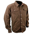 Dewalt DCHJ081TD1-M 20V MAX Li-Ion Heavy Duty Shirt Heated Jacket Kit - Medium image number 1