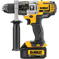 Factory Reconditioned Dewalt DCK592L2R 20V MAX Cordless Lithium-Ion 5-Tool Premium Combo Kit image number 1