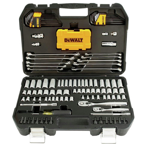 Dewalt DWMT73802 142-Piece Mechanic's Tool Set image number 0