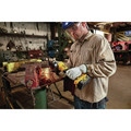 Dewalt DCG415W1 20V MAX XR Brushless Lithium-Ion 4-1/2 in. - 5 in. Small Angle Grinder with POWER DETECT Tool Technology Kit (8 Ah) image number 12