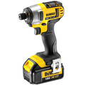 Factory Reconditioned Dewalt DCK592L2R 20V MAX Cordless Lithium-Ion 5-Tool Premium Combo Kit image number 3