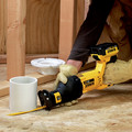 Factory Reconditioned Dewalt DCS380BR 20V MAX Cordless Lithium-Ion Reciprocating Saw (Tool Only) image number 9