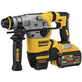 Dewalt DCH293X2 20V MAX XR Brushless 1-1/8 in. L-Shape SDS Plus Rotary Hammer Kit with 9.0ah image number 3