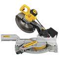 Factory Reconditioned Dewalt DWS715R 15 Amp Single Bevel Compound 12 in. Miter Saw image number 5