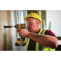 Dewalt DCF888P2BT 20V MAX XR 5.0 Ah Cordless Lithium-Ion Brushless Tool Connect 1/4 in. Impact Driver Kit image number 3
