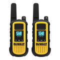Dewalt DXFRS800 2 Watt Heavy Duty Walkie Talkies (Pair) image number 0