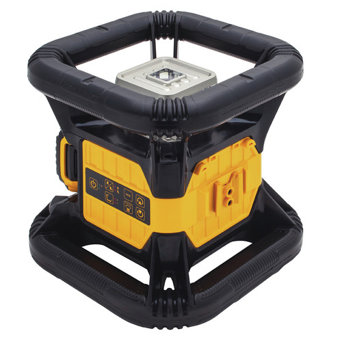 Dewalt DW079LG 20V MAX Cordless Lithium-Ion Tough Green Rotary Laser Kit image number 1