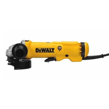 Dewalt DWE43115N 4-1/2 in. - 5 in. High PerformanceTrigger Switch Grinder with No Lock On image number 1