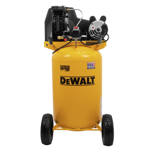 Dewalt DXCMLA1983054 1.9 HP 30 Gallon Oil-Lube Vertical Air Compressor
