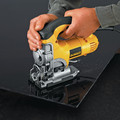 Dewalt DW331K 1 in. Variable Speed Top-Handle Jigsaw Kit image number 9