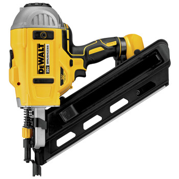 Factory Reconditioned Dewalt DCN692BR 20V MAX Brushless Cordless Lithium-Ion Framing Nailer (Tool Only)