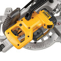 Factory Reconditioned Dewalt DCS361M1R 20V MAX Cordless Lithium-Ion 7-1/4 in. Sliding Compound Miter Saw Kit image number 2