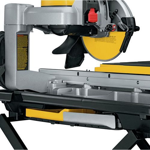 Dewalt D24000 10 In Wet Tile Saw Cpo