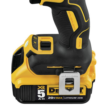 Factory Reconditioned Dewalt DCD996P2R 20V MAX XR Lithium-Ion Brushless 3-Speed 1/2 in. Cordless Drill Driver Kit (5 Ah) image number 5