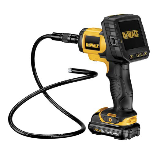 Dewalt DCT410S1 12V MAX Cordless Lithium-Ion Inspection Camera Kit