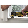 Dewalt DCS355B 20V MAX XR Lithium-Ion Brushless Oscillating Multi-Tool (Tool Only) image number 3