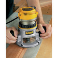 Dewalt DW616 1-3/4 HP Fixed Base Router image number 1
