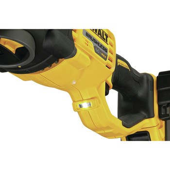 Dewalt DCD470X1 60V MAX Lithium-Ion In-Line 1/2 in. Cordless Stud and Joist Drill Kit with E-Clutch System (9 Ah) image number 5