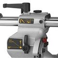 Factory Reconditioned Dewalt DW717R 10 in. Double Bevel Sliding Compound Miter Saw image number 5