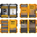 Dewalt DWA2FTS100 100 Pc Screwdriving and Drilling Set image number 0