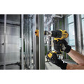 Dewalt DCD708C2-DCS571B-BNDL ATOMIC 20V MAX 1/2 in. Cordless Drill Driver Kit and 4-1/2 in. Circular Saw image number 17