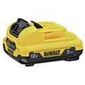 Dewalt DCF801F2 XTREME 12V MAX Brushless Lithium-Ion 1/4 in. Cordless Impact Driver Kit (2 Ah) image number 4