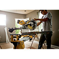 Dewalt DHS790AT2 MAX FlexVolt Cordless Lithium-Ion 12 in. Dual Bevel Sliding Compound Miter Saw Kit with Batteries and Adapter image number 2