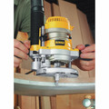 Dewalt DW618B3 2-1/4 HP EVS Three Base Router Kit image number 10