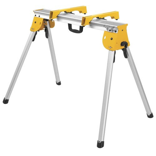 Dewalt DWX725B Heavy-Duty Work Stand with Miter Saw Mounting Brackets image number 0