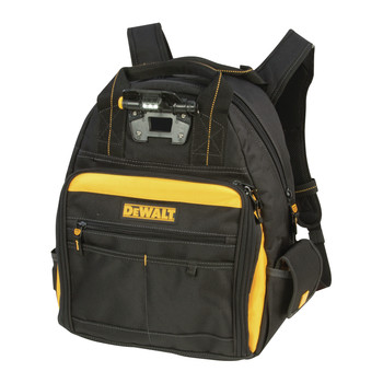 Dewalt DGL523 57-Pocket LED Lighted Tool Backpack
