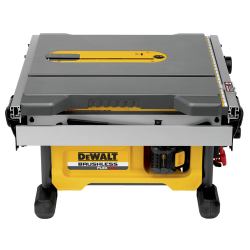Dewalt DCS7485T1 60V MAX FlexVolt Cordless Lithium-Ion 8-1/4 in. Table Saw Kit with Battery image number 5