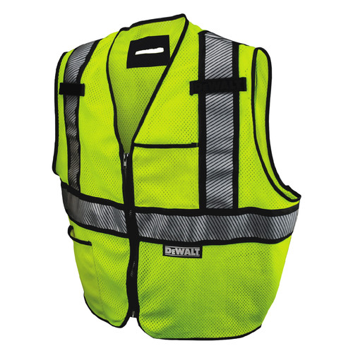 Dewalt DSV971-XL Class 2 FR Mesh Vest With Contrasting Trim (X-Large)