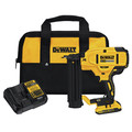 Factory Reconditioned Dewalt DCN680D1R 20V MAX Cordless Lithium-Ion XR 18 GA Cordless Brad Nailer Kit image number 0