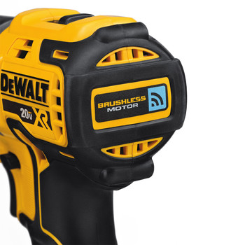 Dewalt DCD797D2 20V MAX XR Lithium-Ion Compact 1/2 in. Cordless Hammer Drill Kit with Tool Connect (2 Ah) image number 5