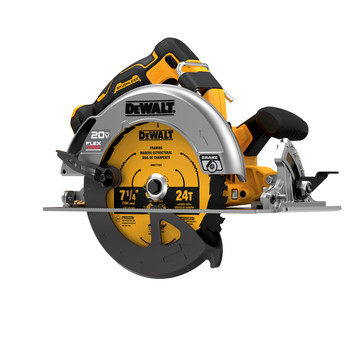 Dewalt DCS573B 20V MAX Brushless Lithium-Ion 7-1/4 in. Cordless Circular Saw with FLEXVOLT ADVANTAGE (Tool Only)