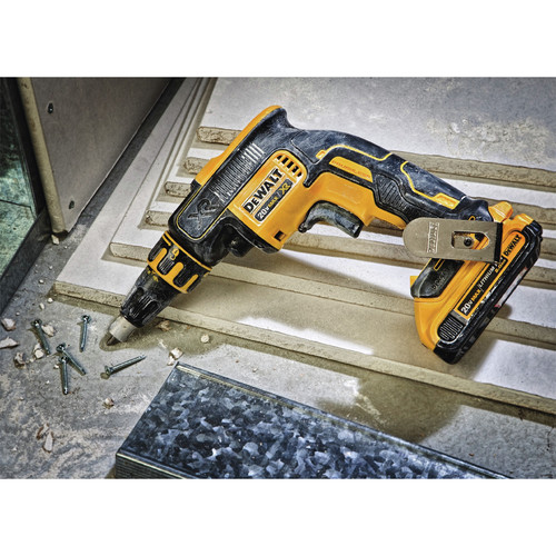 Factory Reconditioned Dewalt DCF620D2R 20V MAX XR Cordless Lithium-Ion Brushless Drywall Screwgun Kit image number 8