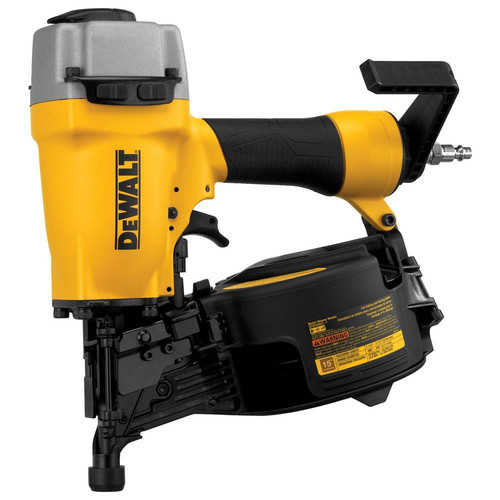 Dewalt DW66C-1 15 Degree 2-1/2 in. Coil Siding Nailer