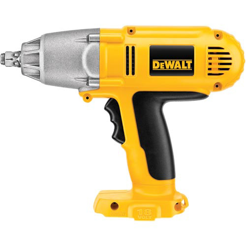 Dewalt DW059HB 18V Cordless 1/2 in. Impact Wrench with Hog Ring Anvil (Bare Tool)