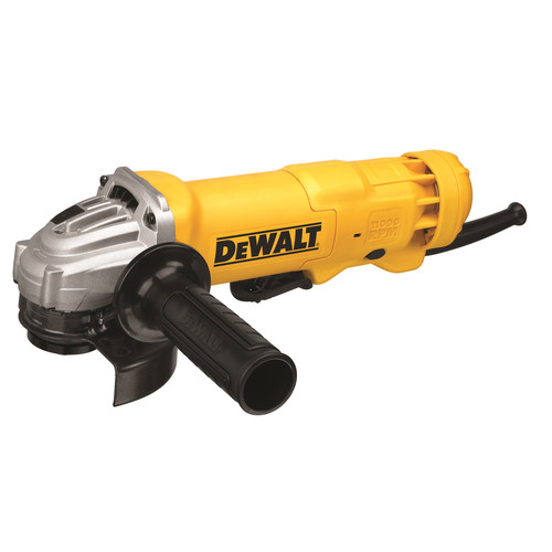 Factory Reconditioned Dewalt DWE402R 4-1/2 in. 11 Amp Paddle Switch Angle Grinder image number 0