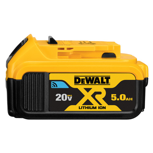 Dewalt DCB205BT 20V MAX 5 Ah Lithium-Ion Battery with Tool Connect image number 0