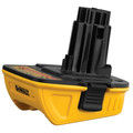 Dewalt DCA2203C 20V MAX Lithium-Ion Battery, Charger and Adapter Kit for 18V Cordless Tools (2 Ah) image number 5