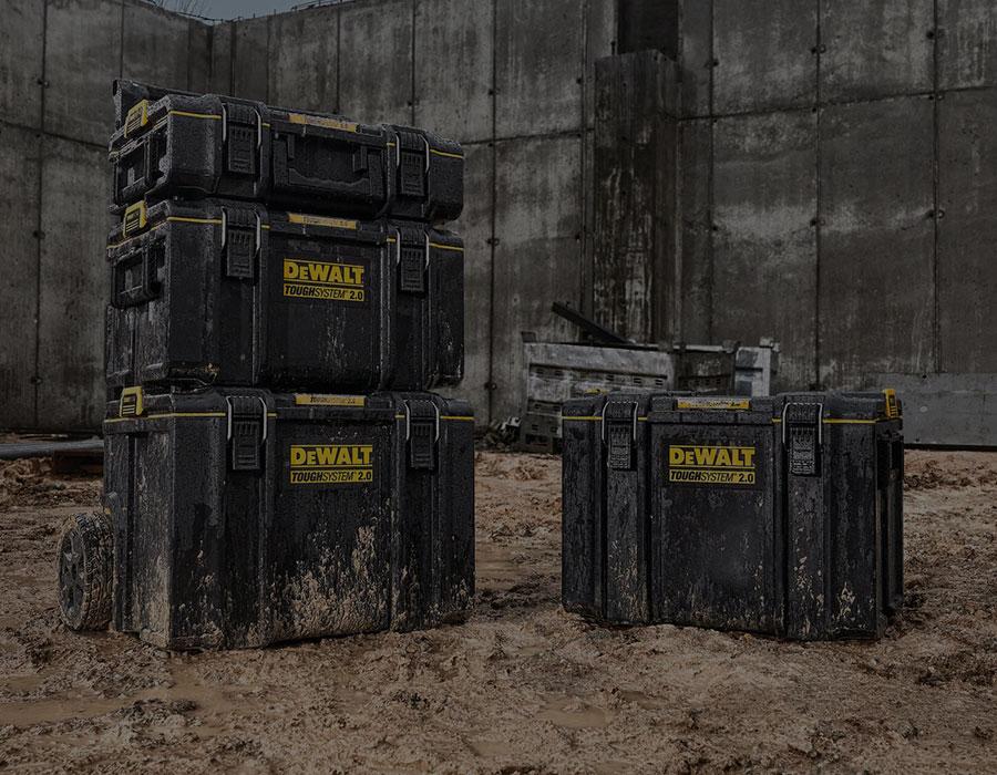 DeWALT Tool Storage