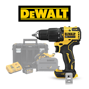FREE DeWALT 20V MAX Bare Tool, Battery or Charger