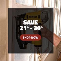 Save 21 - 30%
