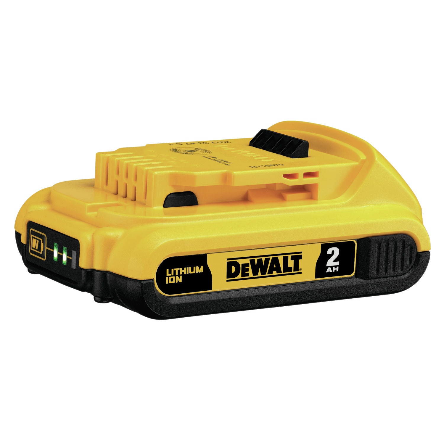 Dewalt DCB203 battery for lightweight usage