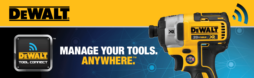 Manage Your Tools. Anywhere.