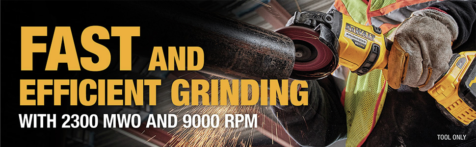 Fast and Efficient Grinding