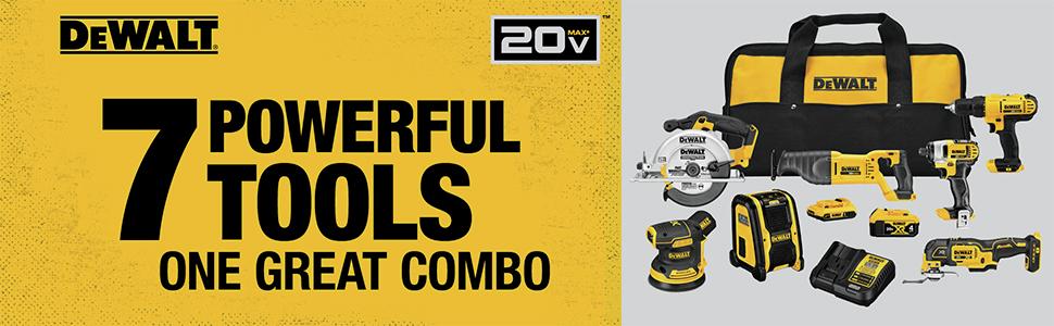 7 Powerful Tools